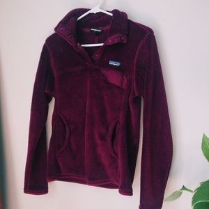 ⚡️SOLD⚡️ Patagonia Synchilla Button Pull Over